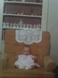 Joanne as a baby.