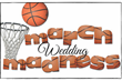 March Wedding Madness: Enter to Win a Dream Basketball-Themed Wedding Ceremony at Chapel of the Flowers in Las Vegas