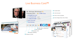 Live Business Card