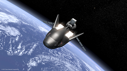 Sierra Nevada Corporation's Autonomous Dream Chaser.
