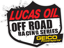 4 Wheel Parts Lucas Oil Off Road Racing Series all-terrain tires MagnaFlow exhaust
