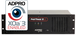 XOa 3 Enabled FastTrace 2E from Xtralis