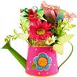 Garden Party Spring Baskets