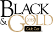 Club Car Honors Select Dealers and Distributors with 2015 Black & Gold Partner Award