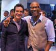 Phillip and Jeff Probst, Executive Producer Survivor