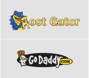 Comparison of Godaddy and Hostagtor Web Hosting Companies