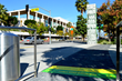 Innovative Walking Path Graphics by AGMedia Help Walkers Get into Shape in Grand Park, Los Angeles