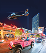 Pink Jeep Tours Las Vegas Announces New Land, Air, and See Tour