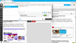 Screenshot of UpContent on Hootsuite