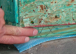 Use of the Dodge Hangers will eliminate improper sheathing installations like this.
