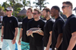 NFL Players Release Sea Turtles at Experiencias Xcaret