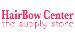 HairBow Center offers hairbow making supplies including grosgrain ribbon