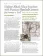 pumice-blended cement flatlines ASR for pennies a yard