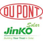 DuPont-JinkoSolar Logos