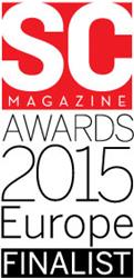 SC Awards Europe 2015 - Finalist