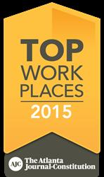 AJC Top Workplaces 2015