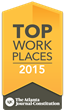 AJC Names Relus Technologies a 2015 Atlanta Top Workplace