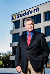 Barry Vaughn, The Suddath Companies CEO