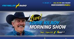 Freymiller Radio Eddie Kilroy