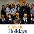 Work Inspiration Leads To Work Placement At Classic Holidays