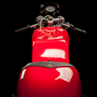 See motorbikes in a different light and welcome in to the home.