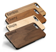 Rustic Wood iPhone Cases Available Now from Sunrise Hitek