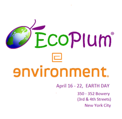 EcoPlum at Environment Pop-op