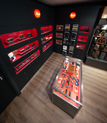 The new Leica Boutique at digiDIRECT, King Street Sydney
