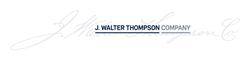 J. WALTER THOMPSON COMPANY LOGO