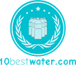 Top Glacial Water Brands Presented by 10 Best Water