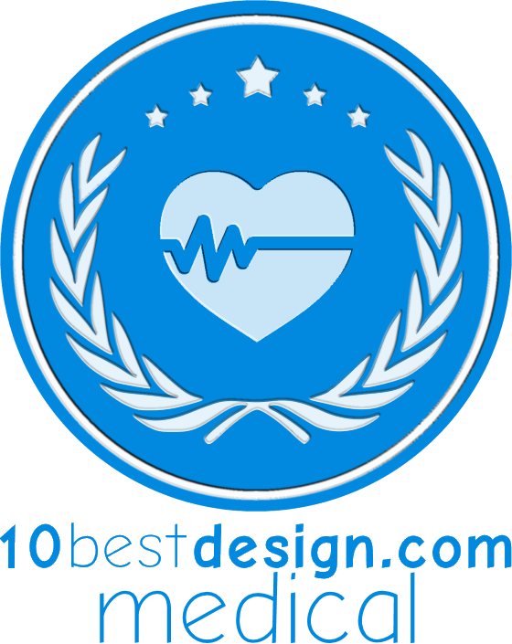 Great medical web design firms recognized by 10 best design for Medical design firms