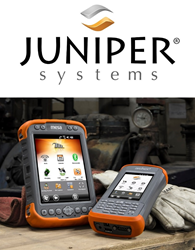 Juniper Systems' ATEX-certified, rugged handheld computers perform flawlessly in hazardous environments, especially where drilling, extraction, or flammable substances are involved.