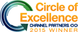 Datto's Rob Rae Honored with 2015 Circle of Excellence Award