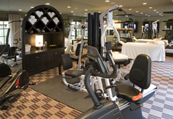 how to create a luxury home gym