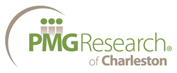 PMG Research of Charleston logo