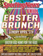 Easter Sunday Buffet Flyer