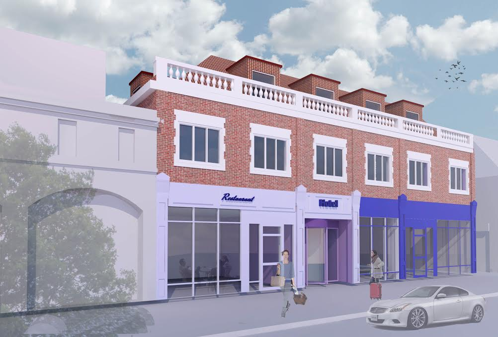 Golders green hotel receives planning consent for Golders green hotel