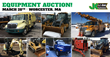 Public Car and Equipment Auction, Boston, March 28, 2015