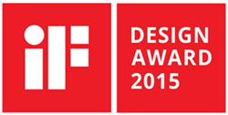 2015 iF Design Award Winner