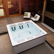 A new modern hot tub, STIL