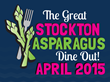 The Great Stockton Asparagus Dine Out Returns