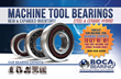 Machine Tool and Angular Contact Bearings