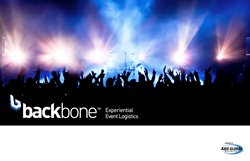 Axis Launches New Division - Backbone Experiential Event Logistics™