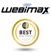 WebiMax Ranked #1 in All Four Web Design Categories by Best Web Firms