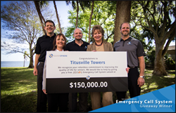 Silversphere Emergency Call System Giveaway winner