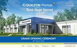 Qualfon Guyana Campus Grand Opening Event
