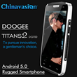 DOOGEE TITANS 2: World's First Android 5.0 Rugged Phone at Chinavasion