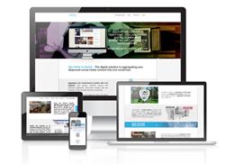 Swizly Social Media Aggregation Platform