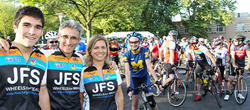 JFS Bergen_North Hudson Wheels for Meals Ride to Fight Hunger