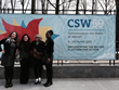 Notre Dame of Maryland University delegation to the meeting of the UN Committee on the Status of Women